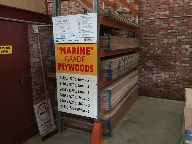 Using Marine Ply To Build Restore Or Repair Wooden Boats