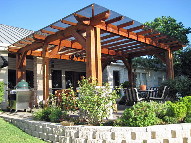Beautiful And Functional Building A Pergola North